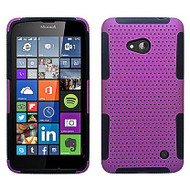 *Sale* Astronoot Multi-Layer Hybrid Case for Microsoft Lumia 640 - Purple