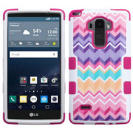 Military Grade Certified TUFF Image Hybrid Case for LG G Stylo / Vista 2 - Camo Wave