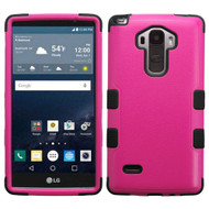 Military Grade Certified TUFF Hybrid Case for LG G Stylo / Vista 2 - Hot Pink