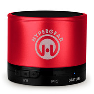 HyperGear MiniBoom Bluetooth Wireless Speaker - Red