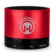 HyperGear MiniBoom Bluetooth Wireless Speaker - Red