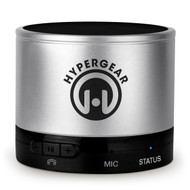 HyperGear MiniBoom Bluetooth Wireless Speaker - Silver
