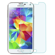 Premium Round Edge Tempered Glass Screen Protector for Samsung Galaxy S5