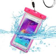 Stay Dry Glow-In-The Dark Waterproof Case - Pink