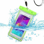 Stay Dry Glow-In-The Dark Waterproof Case - Green