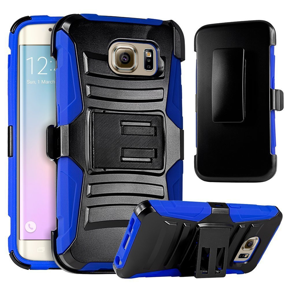 Sale Advanced Armor Hybrid Kickstand Case With Holster
