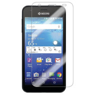 *Sale* Crystal Clear Screen Protector for Kyocera Hydro Air / Hydro Wave - Twin Pack