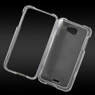 *Sale* Snap-On Protective Crystal Case for Kyocera Hydro Air / Hydro Wave - Clear