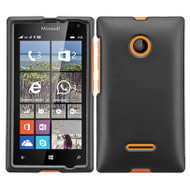 *Sale* Snap-On Protective Case for Microsoft Lumia 435 - Black
