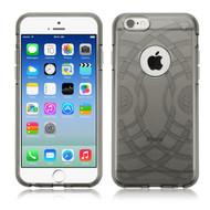 ECHO Premium Transparent Cushion Case for iPhone 6 / 6S - Smoke