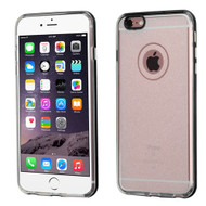 BumperShield Protective Case for iPhone 6 Plus / 6S Plus - Glitter Black