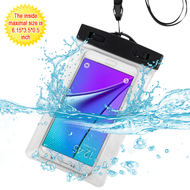 Stay Dry Waterproof Case with Armband - Clear