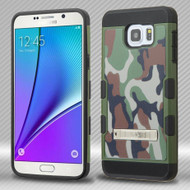 TUFF Trooper Hybrid Case for Samsung Galaxy Note 5 - Camouflage