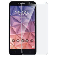 Premium Round Edge Tempered Glass Screen Protector for Alcatel OneTouch Fierce XL
