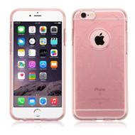 ECHO Premium Transparent Cushion Case for iPhone 6 Plus / 6S Plus - Rose Gold