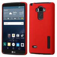 Pro Shield Hybrid Armor Case for LG G Stylo / Vista 2 - Red