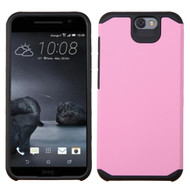 Hybrid Multi-Layer Armor Case for HTC One A9 - Pink