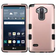 Military Grade Certified TUFF Hybrid Case for LG G Stylo / Vista 2 - Rose Gold