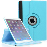 *SALE* 360 Degree Smart Rotating Leather Case for iPad Mini 4 - Baby Blue