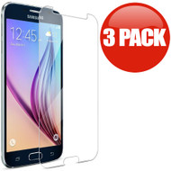 *SALE* HD Premium 2.5D Round Edge Tempered Glass Screen Protector for Samsung Galaxy S6 - 3 Pack