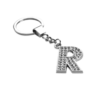 Glamorous Alphabet Keychain - Letter R