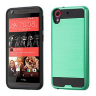 Brushed Hybrid Armor Case for HTC Desire 650 / 626 / 555 / 550 / 530 - Teal