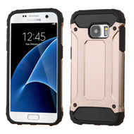 Extreme Armor Hybrid Case for Samsung Galaxy S7 - Rose Gold