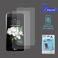 Anti-Glare Clear Screen Protector for LG K7 / Treasure LTE / Tribute 5 - Twin Pack
