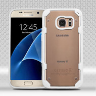 Challenger FreeStyle Hybrid Case for Samsung Galaxy S7 - White