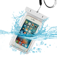 Stay Dry Glow-In-The Dark Waterproof Case - White