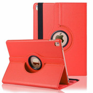 *SALE* 360 Degree Smart Rotary Leather Case for iPad Pro 9.7 inch - Red