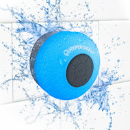 HyperGear H2O Water Resistant Bluetooth Wireless Speaker - Blue