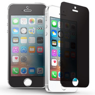 HD Privacy Tempered Glass Screen Protector for iPhone SE / 5S / 5C / 5