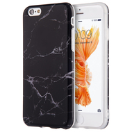*SALE* Marble TPU Case for iPhone 6 Plus / 6S Plus - Black
