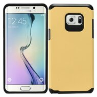 Hybrid Multi-Layer Armor Case for Samsung Galaxy Note 7 - Gold