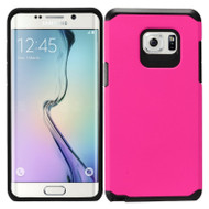 Hybrid Multi-Layer Armor Case for Samsung Galaxy Note 7 - Hot Pink