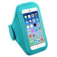 Neoprene Sport Fitness Armband - Blue