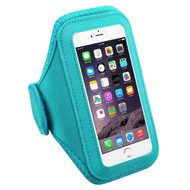 Neoprene Sport Plus Fitness Armband - Blue