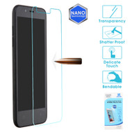 Nano Technology Flexible Shatter-Proof Screen Protector for Coolpad Catalyst