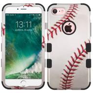 Military Grade TUFF Image Hybrid Armor Case for iPhone 8 / 7 - Baseball