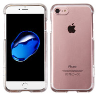 Snap-On Crystal Case for iPhone 8 / 7 - Clear