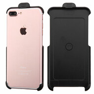Polycarbonate Holster Belt Clip for iPhone 8 Plus / 7 Plus - Black