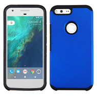 Hybrid Multi-Layer Armor Case for Google Pixel XL - Blue