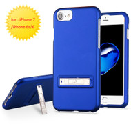 Sidekik Hard Shell Polycarbonate Case with Kickstand for iPhone 8 / 7 / 6S / 6 - Blue
