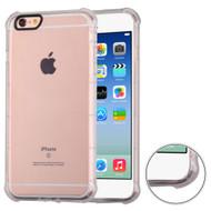 Air Sacs Transparent Anti-Shock TPU Case for iPhone 6 / 6S - Clear