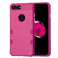 *Sale* TUFF Cosmic Space Premium TPU Case for iPhone 8 Plus / 7 Plus - Hot Pink