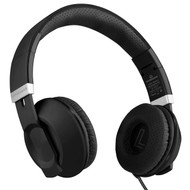 HyperGear V30 Stereo Headphones with Microphone - Black