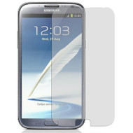 Crystal Clear Screen Protector for Samsung Galaxy Note II - Twin Pack