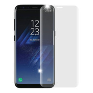 3D Curved Full Coverage Premium HD Tempered Glass Screen Protector for Samsung Galaxy S8 Plus - Clear