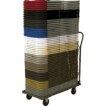 Advantage Folding Chair Caddy - Dining Height Folding Chairs [DHCD-80]